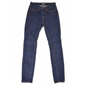 BDG Womens High Rise Cigarette Leg Jeans 26 x 29